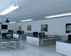 安装中学化学数字化实验室设备