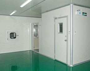 恒温室标准配置安装