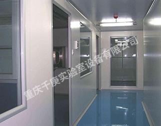 恒温室设备安装