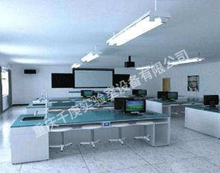中学生物数字化实验室