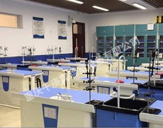 化学一体通风实验室