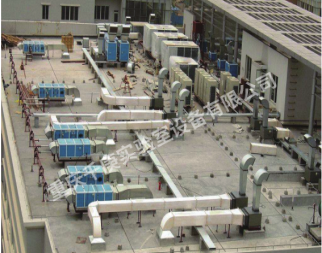 实验室通风管道设备
