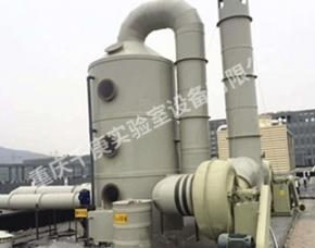 喷雾塔废气处理设备